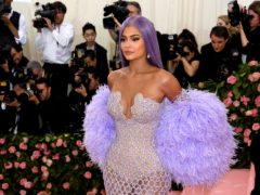 Kylie Jenner attending the Metropolitan Museum of Art Costume Institute Benefit Gala 2019 in New York (Jennifer Graylock/PA)