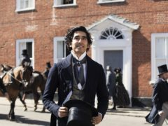 Dev Patel as David Copperfield, as Armando Iannucci's new film The Personal History Of David Copperfield (Lionsgate)