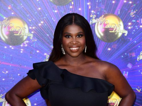 Motsi Mabuse struggled to find a dance teacher in South Africa (Ian West/PA)