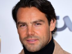 Ben Foden attending the launch of The Factor: Celebrity (Ian West/PA)