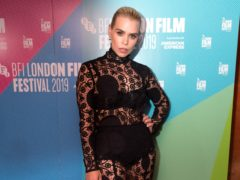 Billie Piper attending the Rare Beasts premiere as part of the BFI London Film Festival (David Parry/PA)