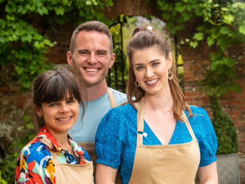 The Bake Off finale lost more than half a million viewers (Mark Bourdillon/Love Productions/PA)