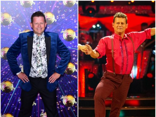 Mike Bushell has been losing weight (BBC/PA)