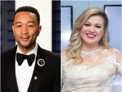 John Legend and Kelly Clarkson have re-written the classic Christmas song Baby, It's Cold Outside (PA)
