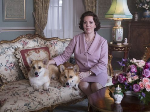 Olivia Colman as the Queen in The Crown (Netflix/PA)