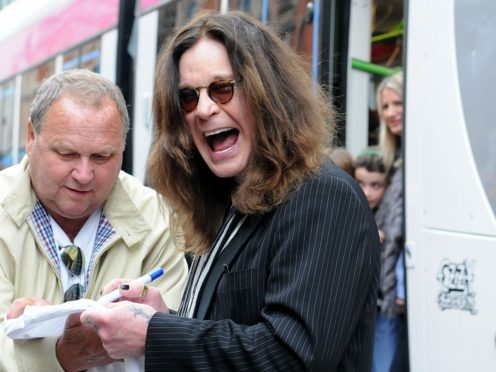 Ozzy Osbourne says 'I'm not retiring' as he announces rescheduled UK tour dates (PA Archive/PA)