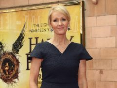 JK Rowling's Harry Potter is among 100 books on a BBC list (Yui Mok/PA)