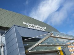 Medics at University Hospital Southampton will be using the In My Shoes app (University Hospital Southampton/PA)