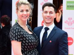 Gemma Atkinson and Gorka Marquez to make Strictly dancing debut (Ian West/PA)
