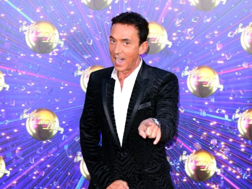 Bruno Tonioli to entertain Strictly fans with special performance this weekend (Ian West/PA)