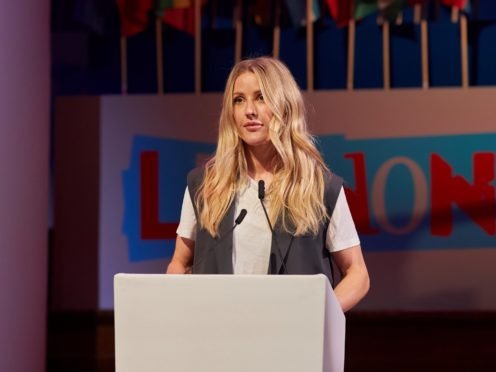 Ellie Goulding (One Young World)