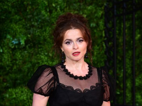 Helena Bonham Carter arriving for The Crown Season Three Premiere held at the Curzon Mayfair, London (Ian West/PA)