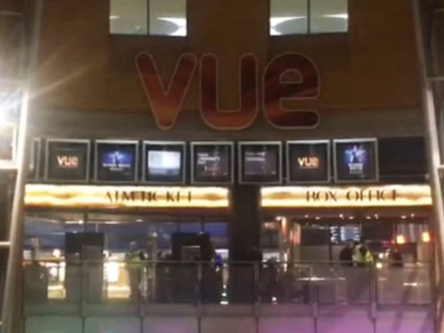 Vue cinemas strongly denied that the decision to ban Blue Story was taken due to concerns about the film's content (Rachel Allison/PA)