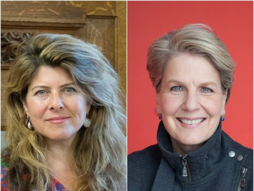 Naomi Wolf and Sandi Toksvig join the star-studded line-up of the Women of the World Festival (PA)