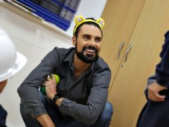 Rylan Clark-Neal will be doing karaoke for 24 hours (BBC)
