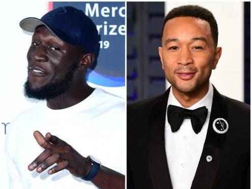 Stormzy and John Legend to perform at awards ceremony for poverty activists (Ian West/PA)