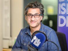 Asif Kapadia on Desert Island Discs (BBC Radio/Amanda/PA)