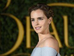 Emma Watson (Matt Crossick/PA)