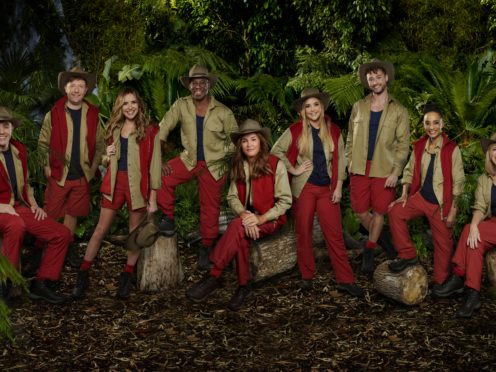 Roman Kemp, Andrew Maxwell, Nadine Coyle, Ian Wright MBE, Caitlyn Jenner, Jacqueline Jossa, Myles Stephenson, Adele Roberts, Kate Garraway and James Haskell who have been revealed as the contestants for I'm A Celebrity … Get Me Out Of Here! 2019 (ITV)