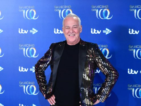 Michael Barrymore was injured during a fall (Ian West/PA)