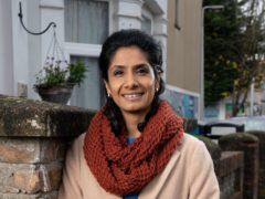 Balvinder Sopal is joining the cast of EastEnders, it has been announced (Jack Barnes/BBC/PA)