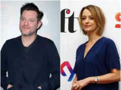 Gavin and Stacey star Mathew Horne apologises after Laura Kuenssberg rant (PA Wire/PA)