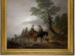 Going To Market, Early Morning by Thomas Gainsborough (DCMS/PA)