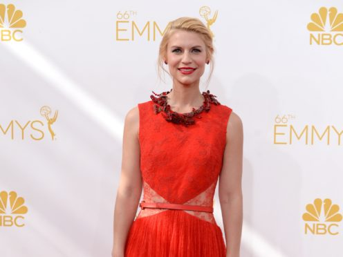 Claire Danes played fictional CIA agent Carrie Mathison (PA)