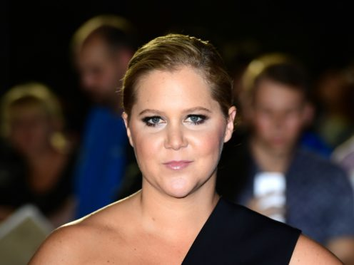 Amy Schumer (Ian West/PA)