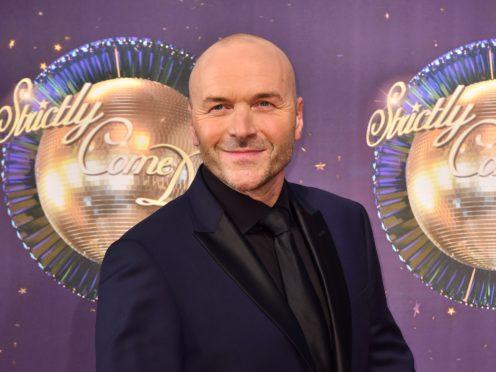 Sunday Brunch host Simon Rimmer to undergo surgery to remove vocal cord cyst (Matt Crossick/PA)
