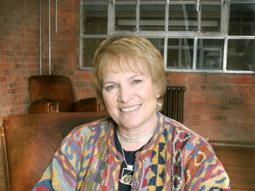 Libby Purves said she knew she was being paid less than some of her male counterparts at the BBC (Rolf Marriott/BBC/PA)