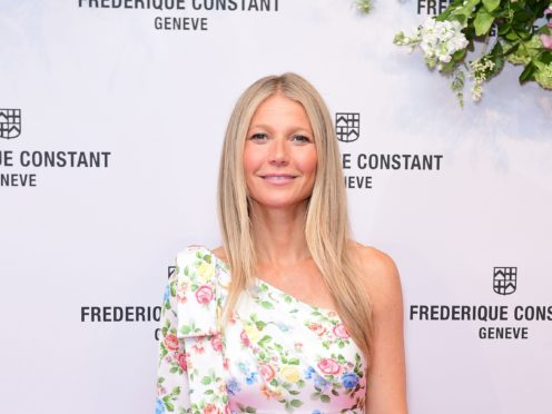 Gwyneth Paltrow explains why a candle has been named after her vagina (Ian West/PA)