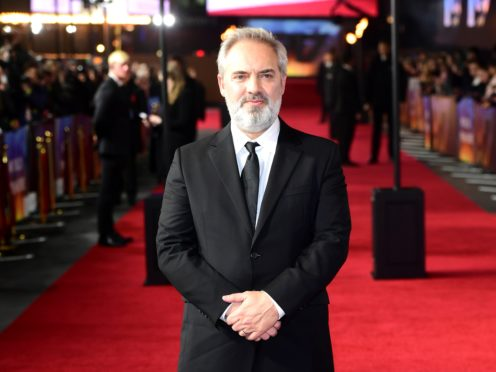 Sir Sam Mendes said he felt 'not just familial responsibility but also generational' when making 1917 (Ian West/PA)