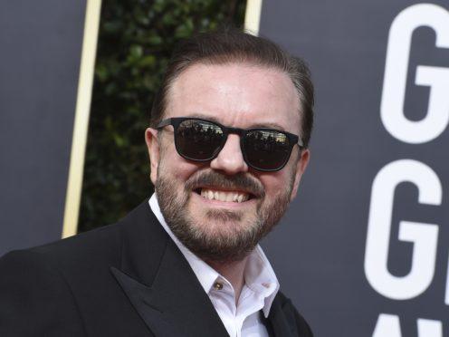 Ricky Gervais (Jordan Strauss/AP)