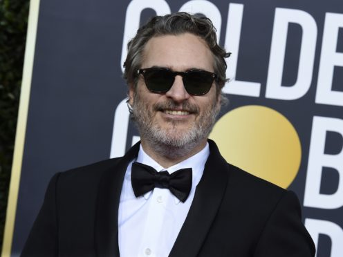 Joaquin Phoenix praised the Golden Globes for going meat-free and now the Critics' Choice Awards has also said it is going plant-based (Jordan Strauss/Invision/AP, File)