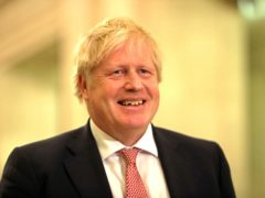 Prime Minister Boris Johnson (Henry Nicholls/PA)