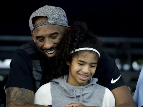 The BBC has apologised after mistakenly using footage of basketball player LeBron James in a news segment about former NBA star Kobe Bryant (AP Photo/Chris Carlson)