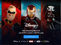 Screenshot of Disney+(Disney/PA)