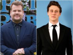 British stars James Corden and George MacKay have been added to the list of presenters at the Oscars (Rick Findler/David Parry/PA)
