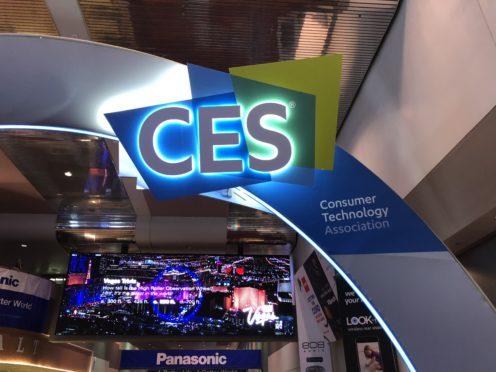 CES is a key date in the industry calendar (Martyn Landi/PA)
