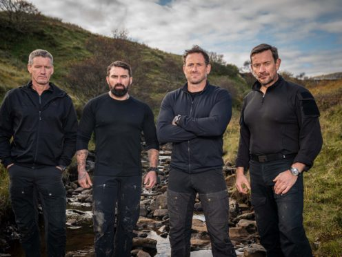 Drag queen, former Olympian and two sisters among SAS: Who Dares Wins hopefuls (Channel 4)