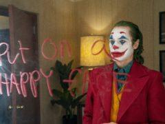 Joker leads the Oscar nominations (Warner Bros/PA)