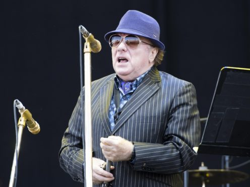Van Morrison will perform at the Music For The Marsden charity concert (David Jensen/PA)