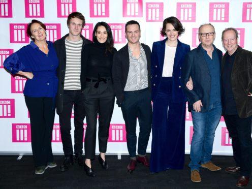 The cast of Fleabag (Ian West/PA)