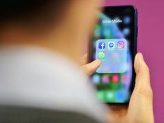 Home Secretary Priti Patel said new internet regulator Ofcom 'will have teeth' to ensure social media companies follow new duty of care rules (Nick Ansell/PA)