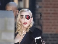 Madonna has offered to sublet her New York apartment to the Duke and Duchess of Sussex (David Mizoeff/PA)
