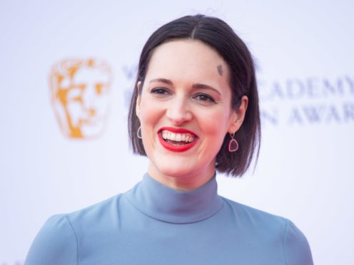Phoebe Waller-Bridge said her work on the James Bond film involved 'throwing things out there' (Matt Crossick/PA Wire)