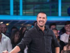 Paddy McGuinness 'feeling stronger' after gaining weight (Jeff Spicer/BBC)