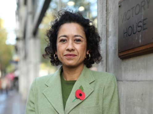 Samira Ahmed has been among several female talents at the BBC to voice their concerns over pay equality (Yui Mok/PA)