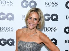 Newsnight's Emily Maitlis has been named network presenter of the year at the Royal Television Society Awards for her jaw-dropping interview with the Duke of York (Ian West/PA)